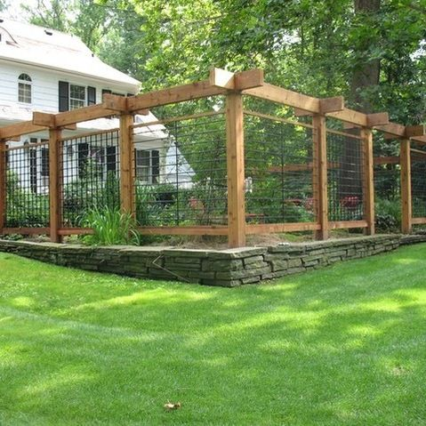 Fence Trellis Design Ideas, Pictures, Remodel and Decor Healthy