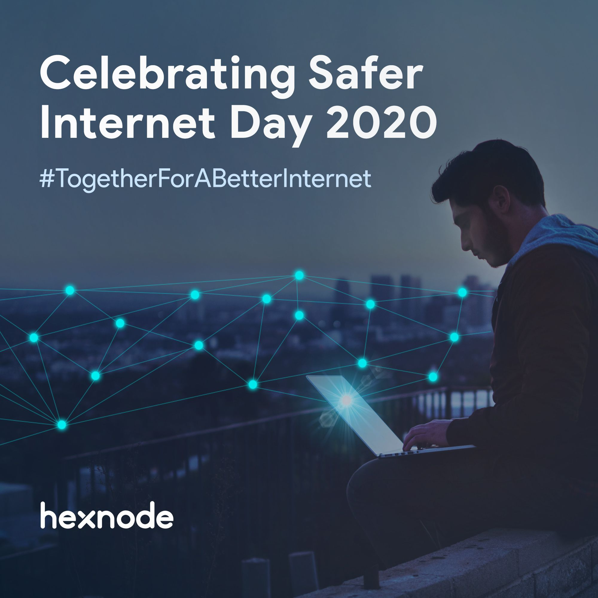 Happy Safer Internet Day Let Us Join Hands To Build A Safer And Better Internet For Our Young Generation Saferinternetday Togetherforabetterintern In 2020