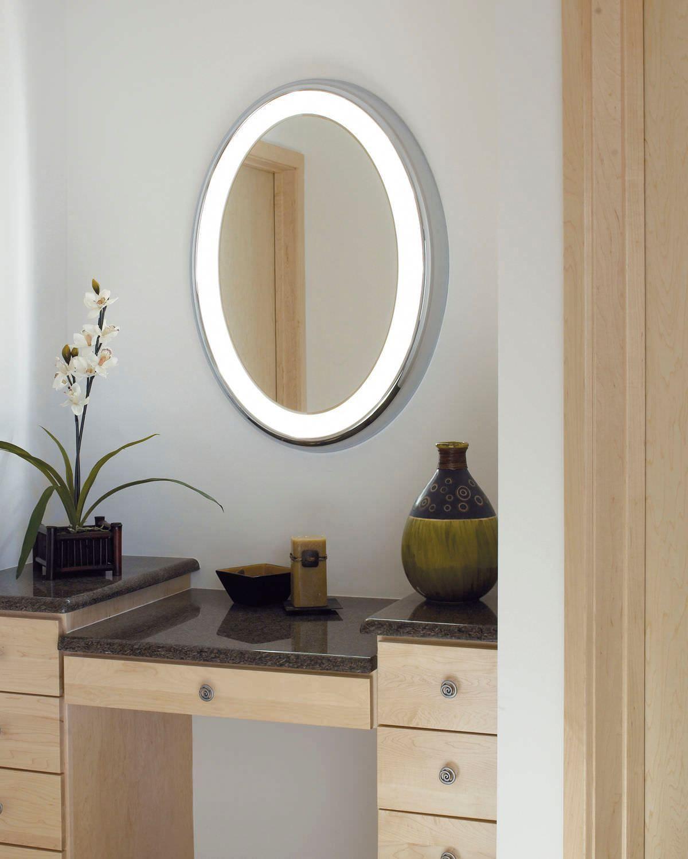 Hinterleuchtete Spiegel Designer Bad Spiegel Mit Beleuchtung Das Beleuchtete Spiegel Oder Designer Bathroom Mirror Diy Vanity Mirror Bathroom Mirror Lights