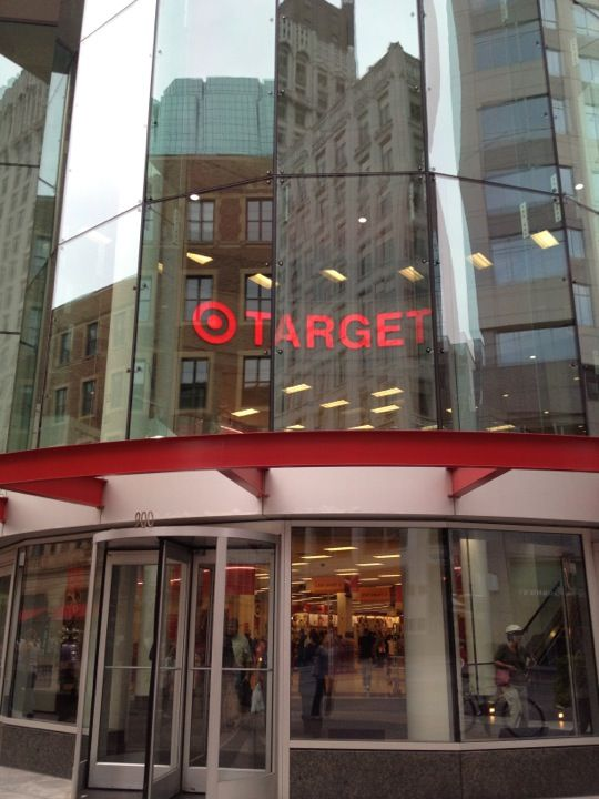 Target S Home Base The Downtown Target Store Is One Of The First