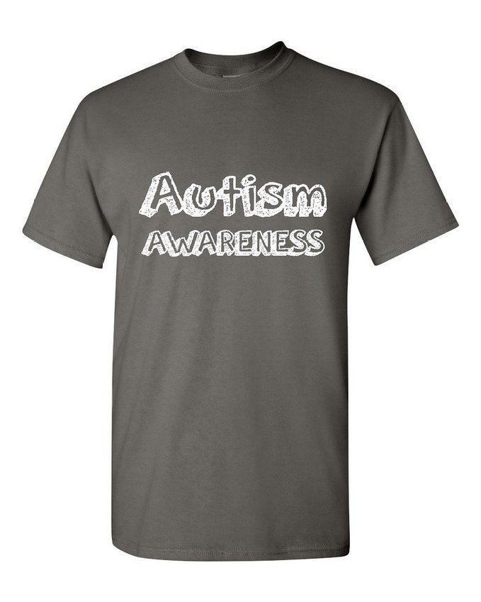 Autism Awareness Month T-shirt Autism Support Shirts