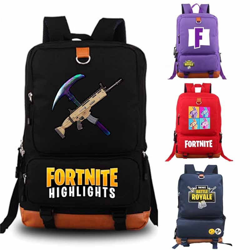 5b6ed6dac4fe Fortnite Battle Royale Backpack Student School Bag Daily Backpack Student  Rucksack Notebook Backpack   Price   51.00   FREE Shipping     videogames   gaming ...