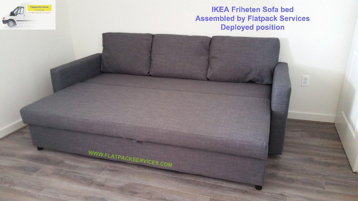 IKEA Friheten Sofa Bed Https://www.yelp.com/biz/