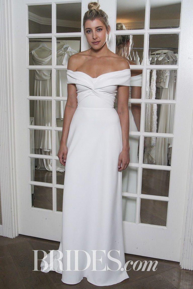 50 Trendy Off The Shoulder Wedding Dresses Wedding Dresses Bridesmaid Dress Stores Buy Wedding Dress [ 1151 x 767 Pixel ]