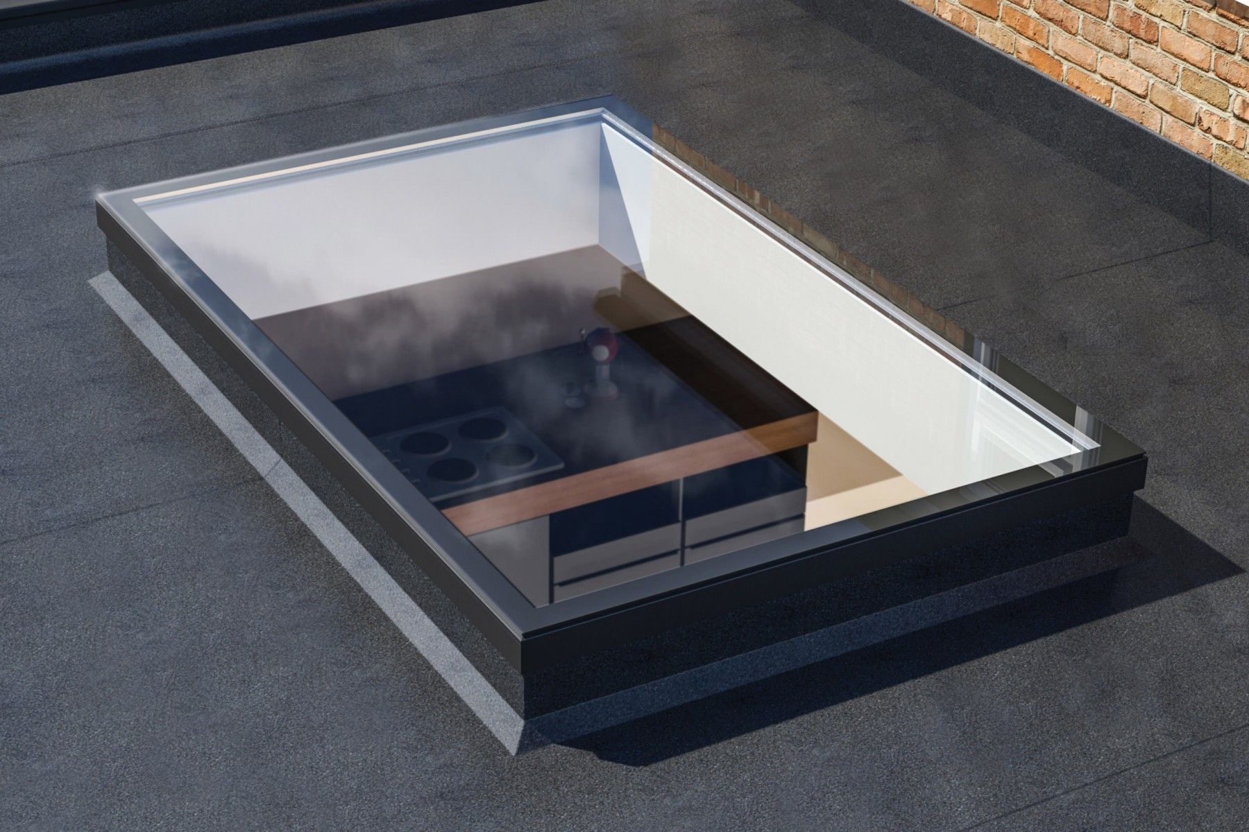 Sleek and practical roof replacements by Ultraframe Roof