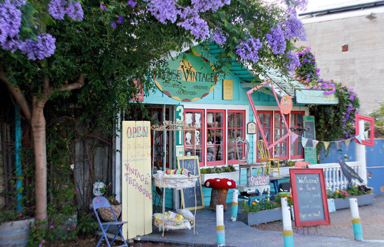 House Vintage A Charming Cottage In Solana Beach