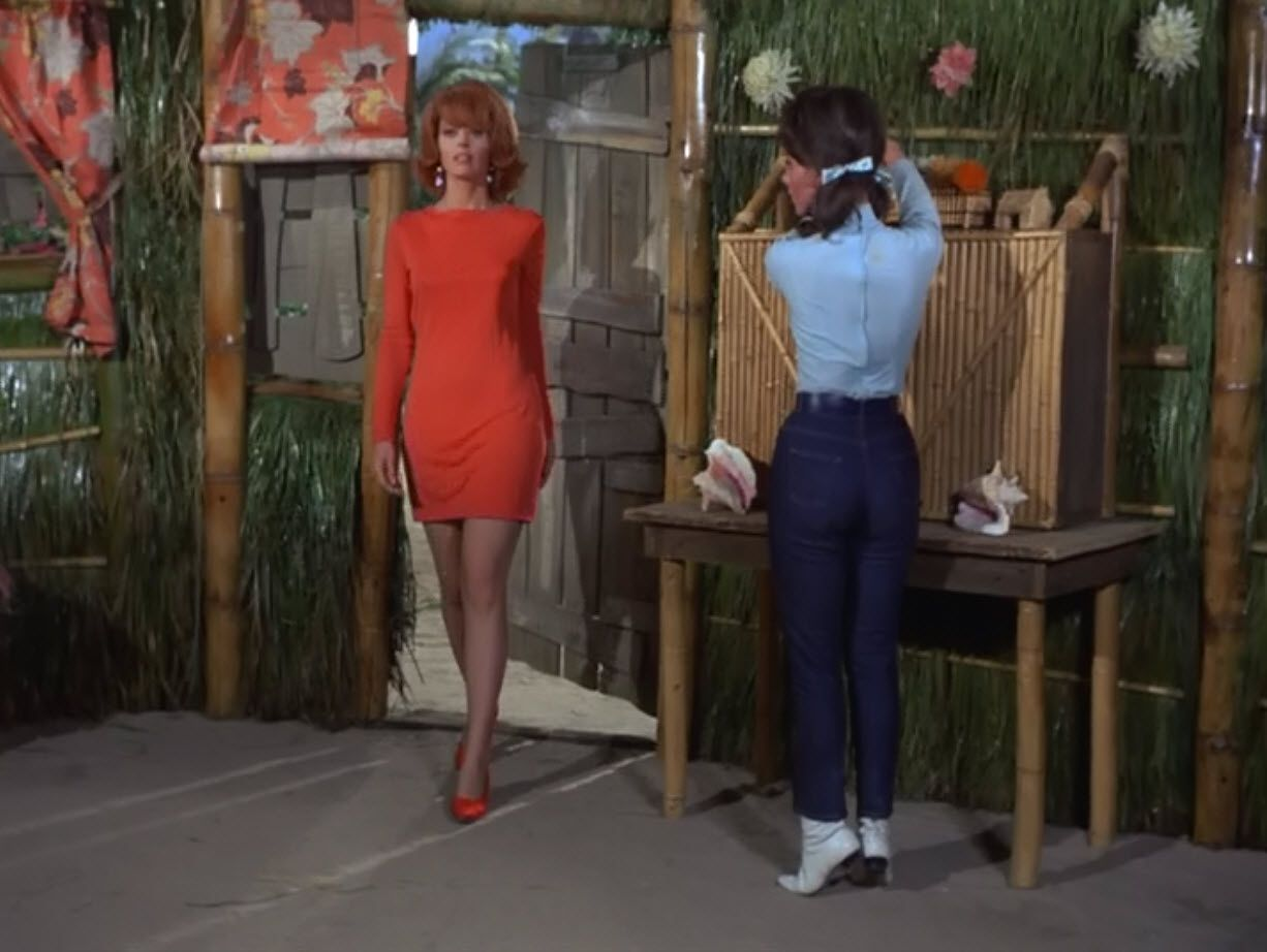 gilligan's island | Retrospace: Mini Skirt Monday #141 ...