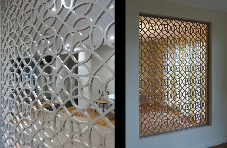 Wall Cladding Panels Decorative Screens Cnc Pinterest