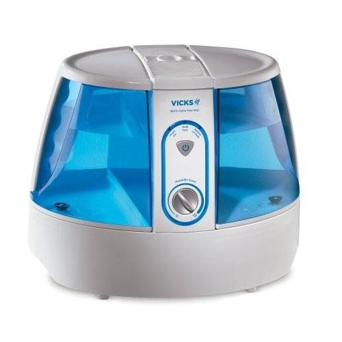 Air Vaporizer Humidifier for Bedroom Baby Allergies
