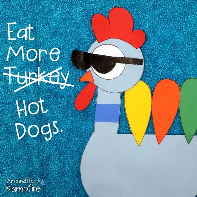 Thanksgiving Writing With a Very Persuasive Pigeon | Acción de ...