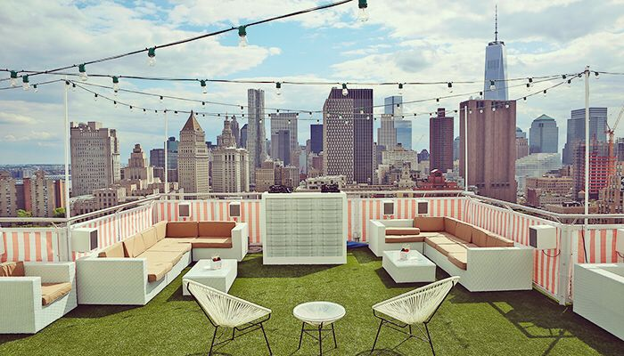 Pin By Steve Medina On Rooftop Lounge Rooftop Bars Nyc