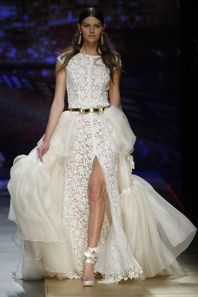 Anmutige Brautkleider mit Bateau-Ausschnitt 2016: Zeigen Sie Ihre ...