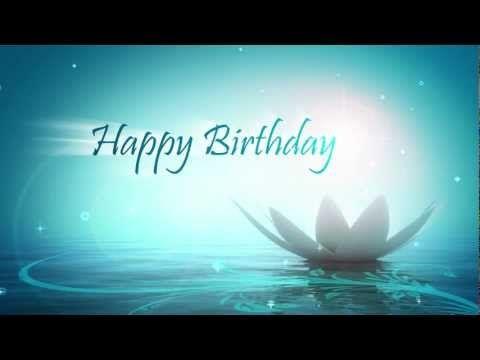 Happy Birthday Wishes Animation Video Latest Cool Whatsapp Status
