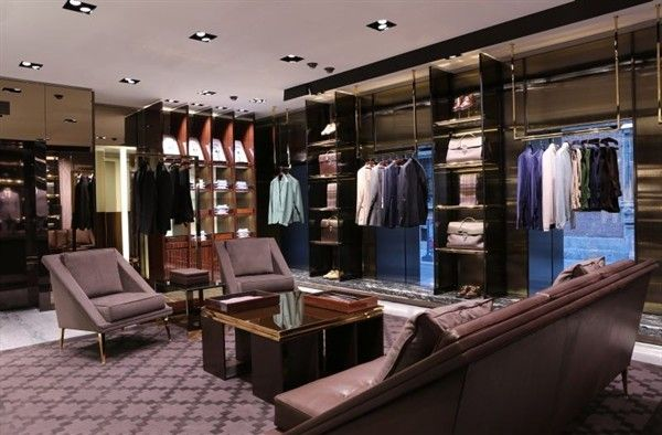 8dfc7aff1d60e9 Gucci Opens First European Men s Only Flagship Store in Milan ...