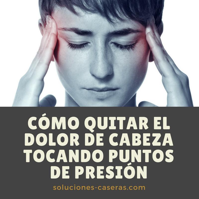 remedios caseros para la cefalea