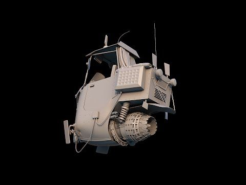 ZBrush Metal Slug Fan Art - Complete Modeling Timelapse - YouTube ...