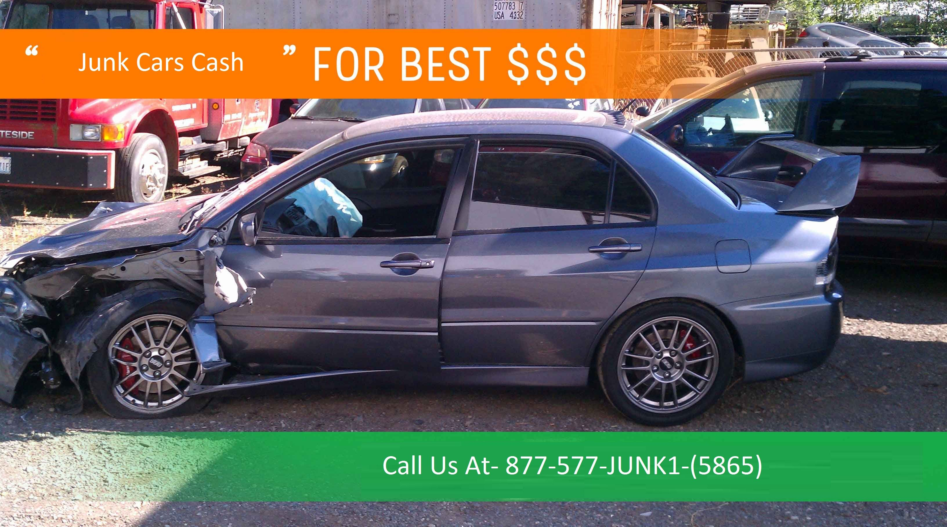 Looking to dispose your junked cars and have no idea how to sell it ...