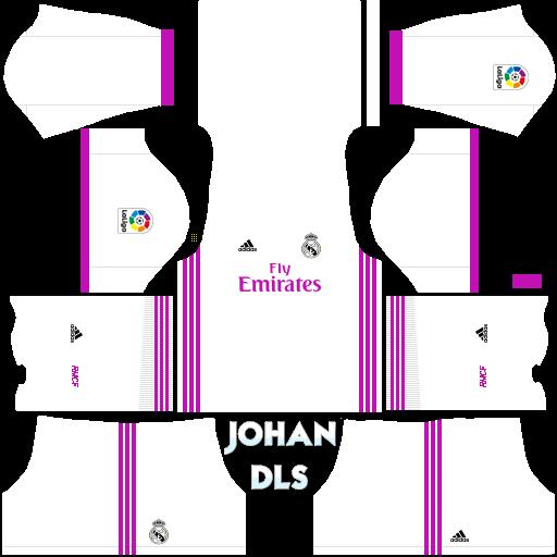 Real Mdrid Cf 2021 Kits Dls 20 Dream League Socce Mobile Game Real Madrid Kit Real Madrid Club De Futbol Kit