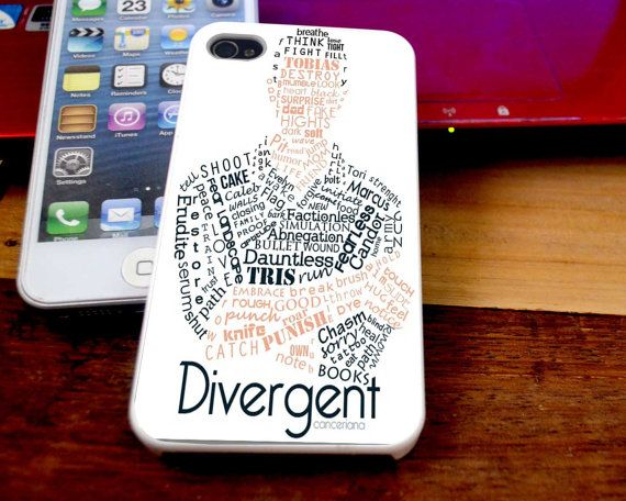 Tobias Eaton Typography Divergent Case For by lestarilovecase, $14.89