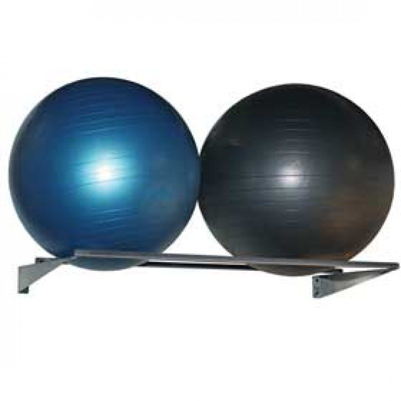 Therapy Ball Wall Storage Rack in 2020 Therapy ball, No