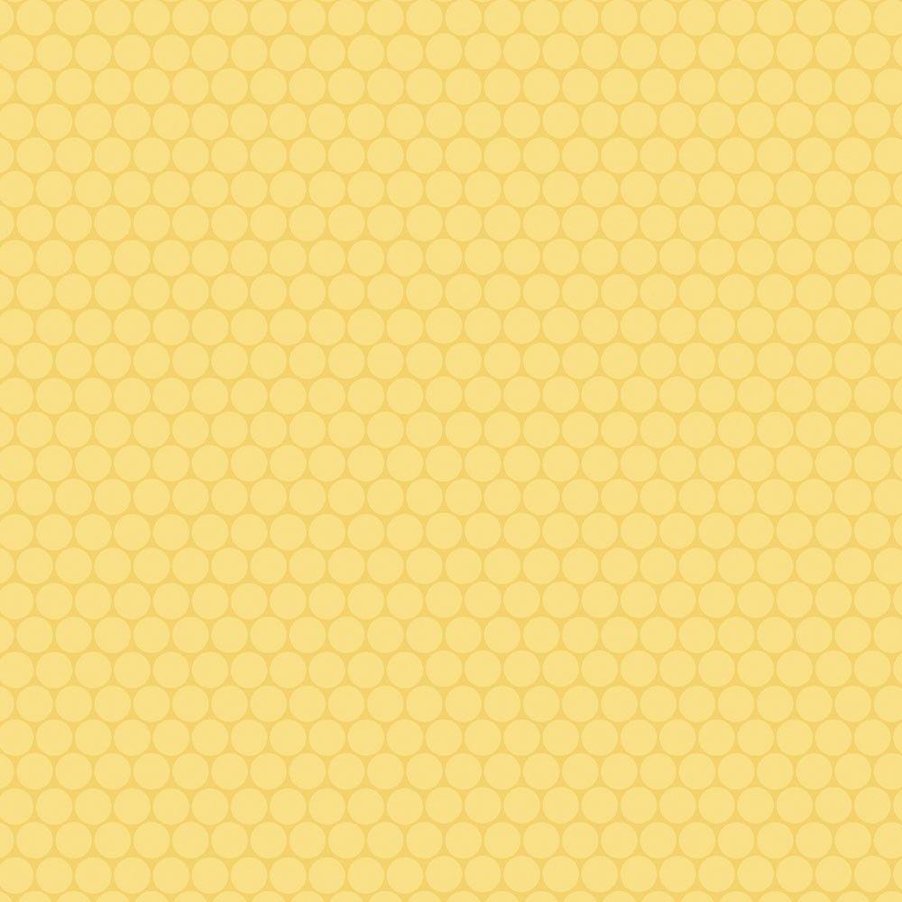 Yellow Dots 055 Candy Vinyl Flooring Vinyl Flooring Flooring