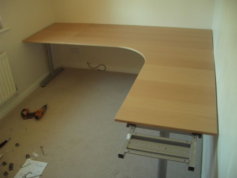 Office Solutions With Ikea Corner Desk Google Search Ikea Galant Desk Ikea Galant Desk