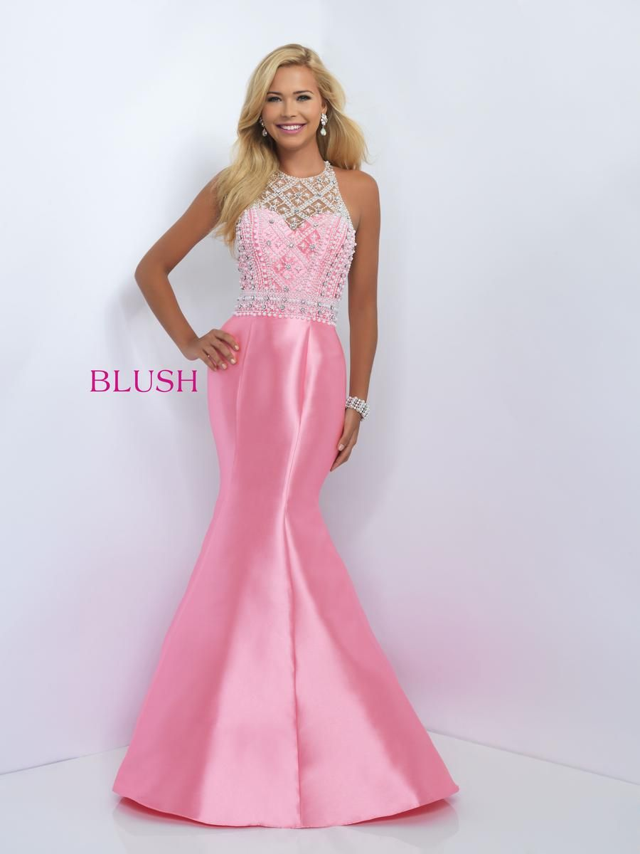 Blush by Alexia Dress 11092 | Terry Costa Dallas terrycosta.com ...