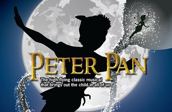 #PeterPan broadway musical at #Tuacahn