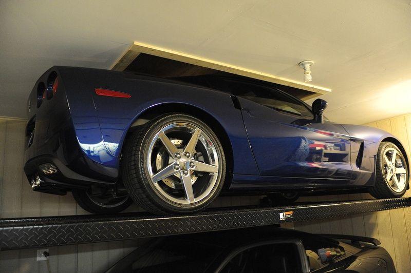 DIY 101 Fitting A 2 Car Lift In Short Garage