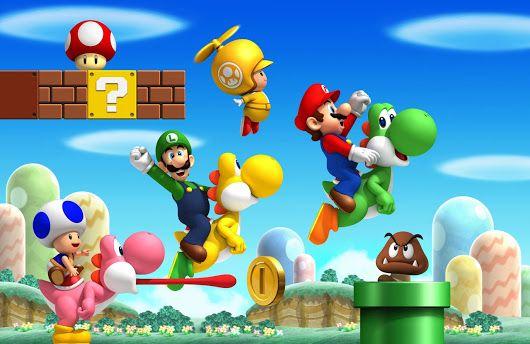 Pin De Dey Em Cumpleanos Mario Bros Mario E Luigi Mario Art Aniversario Super Mario