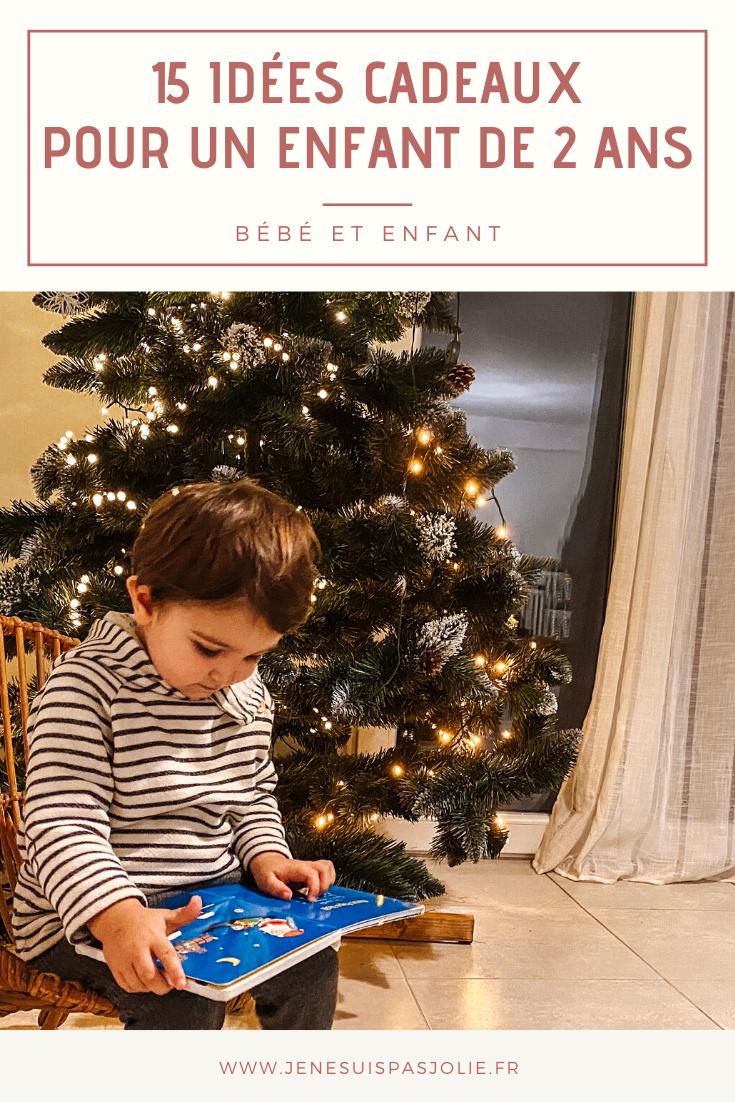 15 idées cadeaux pour un enfant de 2 ans   Noël et Anniversaire en