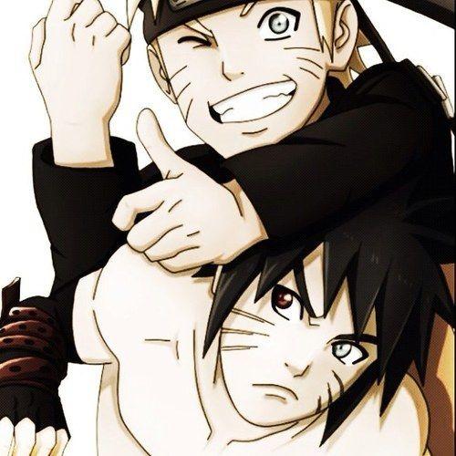 Menma and Naruto Uzumaki-Namikaze #naruto #menma
