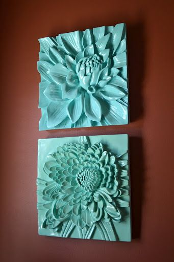 Wall plaques from Z Gallerie
