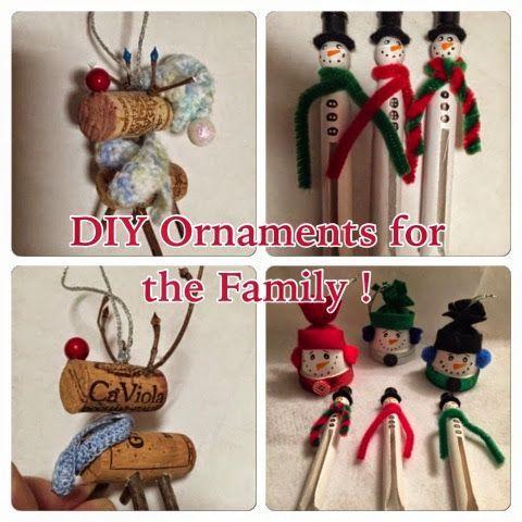 Momma Mia Moments : Handmade Christmas Decorations ~ Family Fun & Special Ornaments DIY #mommamia Momma Mia Moments : Handmade Christmas Decorations ~ Family Fun & Special Ornaments DIY #mommamia