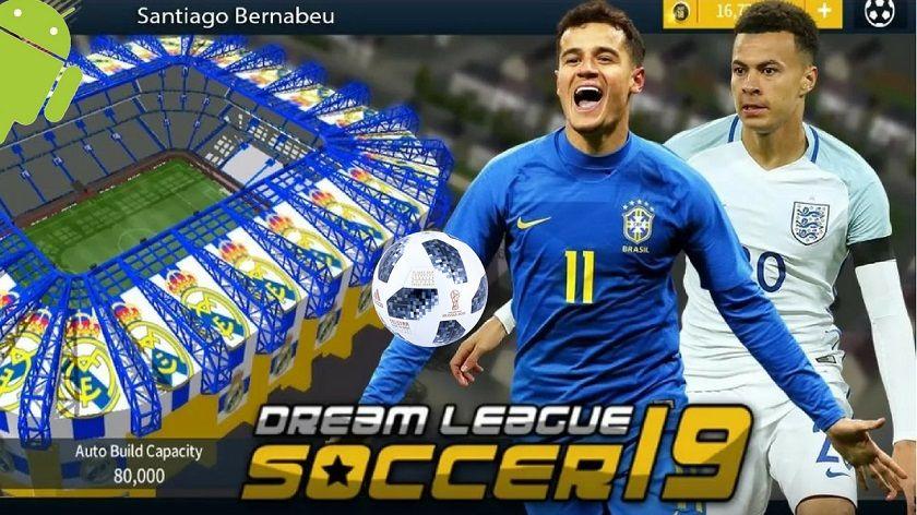dream league soccer mod apk real madrid