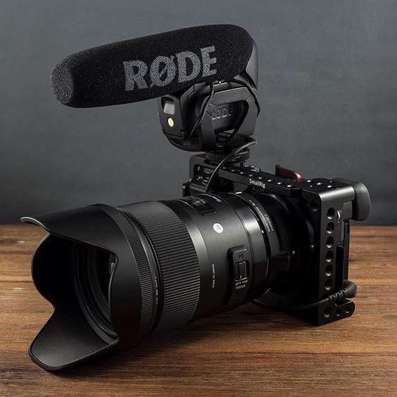 Smallrig Sony A6000 A6300 A6500 Ilce 6000 Ilce 6300 Ilce A6500 Nex 7 Cage 1661 Sony Camera Camera Photography Mirrorless Camera