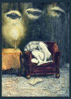 The Dream by Lunanlafrente