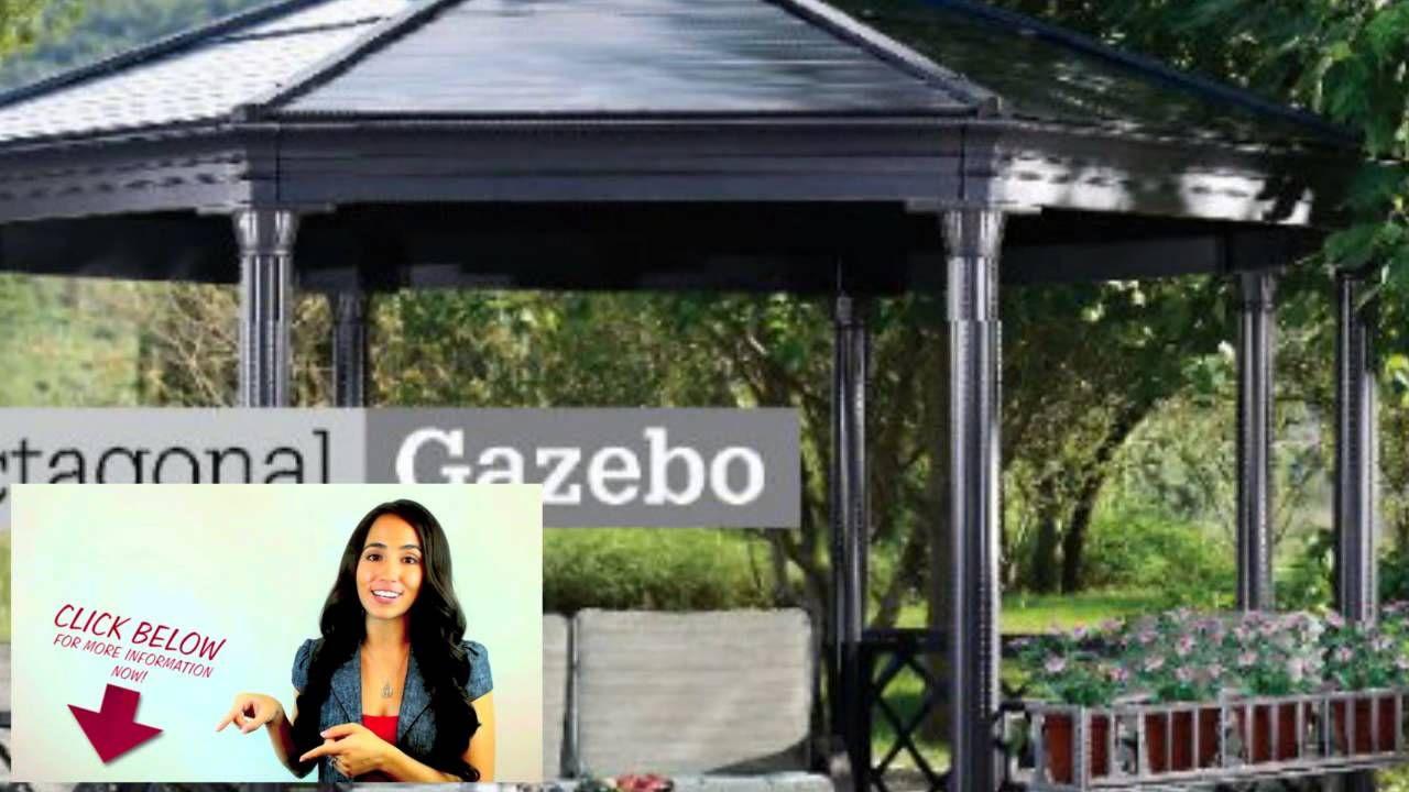 Hardtop Gazebo BEST OFFERS BUY
