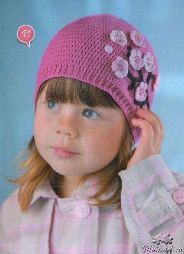 весенняя шапочка для девочки 5 лет: 21 тыс изображений найдено в ...