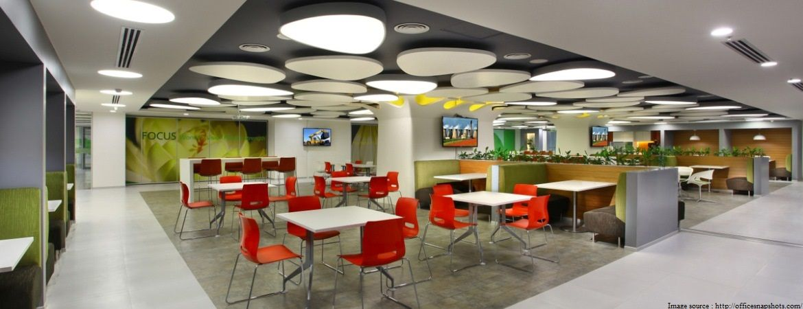 modern cafeteria design for - photo #11