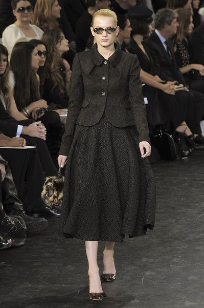 Louis Vuitton at Paris Fall 2010