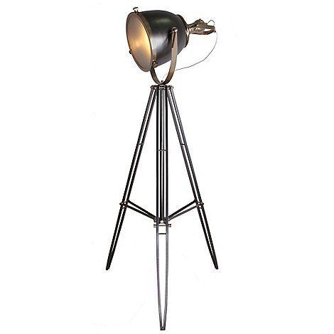 Home collection autumn tripod floor lamp debenhams