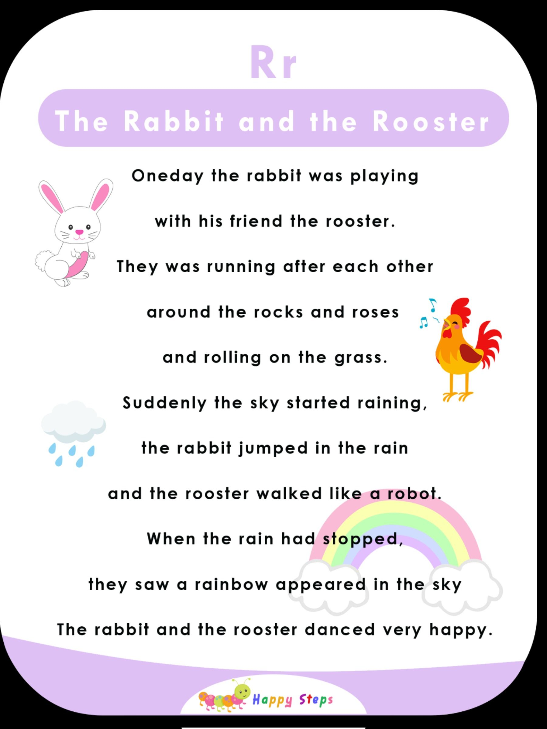 The Rabbit And The Rooster