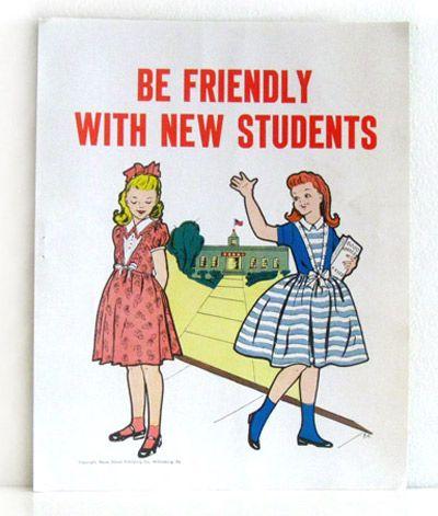 ismoyo's vintage playground: 1950s good manners childrens ...