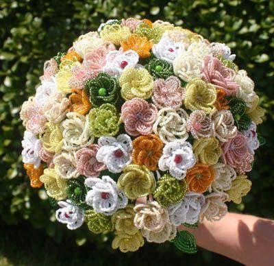 Image from http://www.mywvwedding.com/Planners-Palette/Annual-2011/Alternative%20Bridal%20Bouquets/beaded-flower-wedding-bouquet(1).jpg.