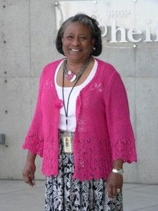 Thelma Pickens, Donor Services Rep; Heifer International Headquarters in Little Rock