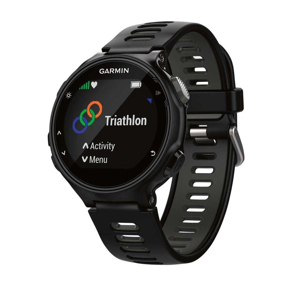 Garmin Forerunner 735XT GPS Multisport Watch Black / Grey