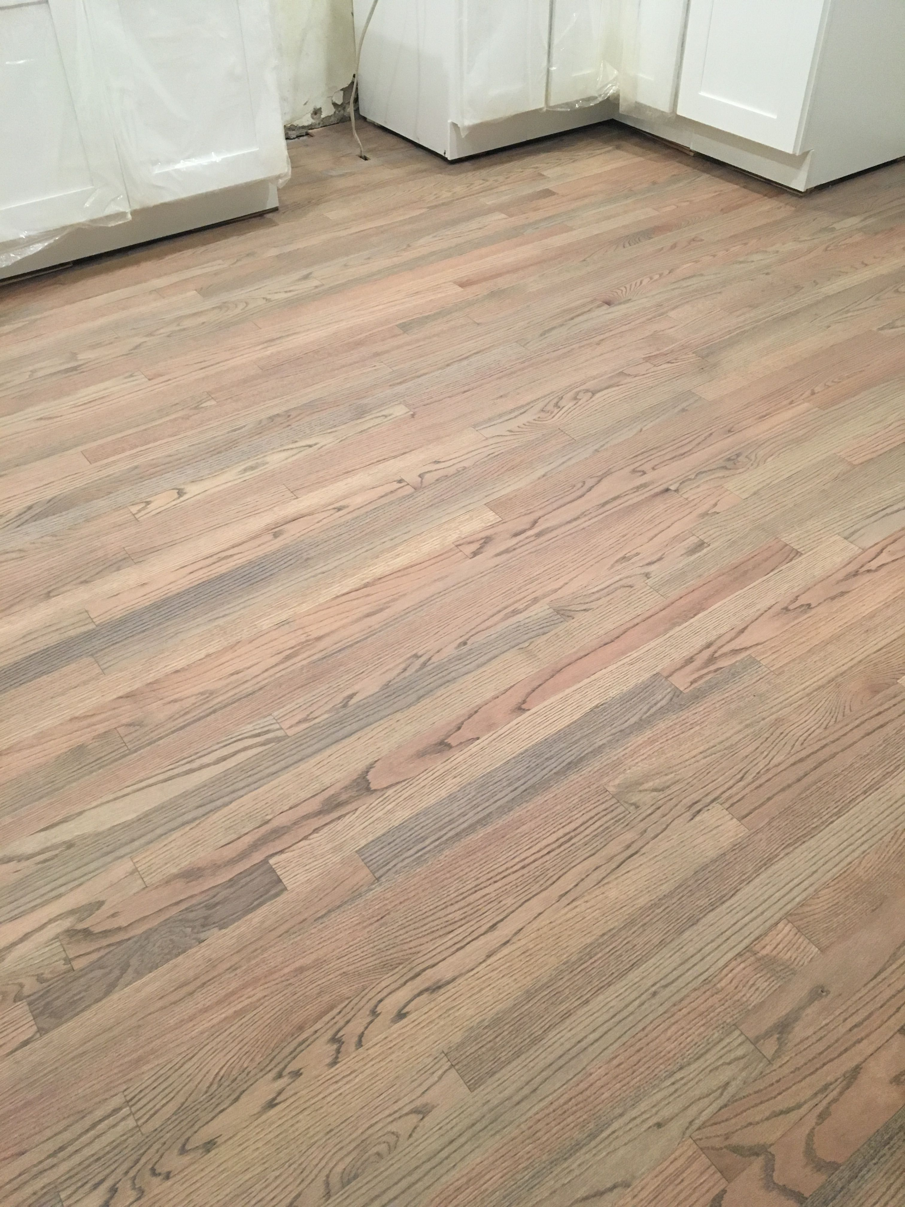 Weathered Oak And Classic Gray Duraseal 50 50 Weathered Oak Stain Weathered Oak Red Oak Floors