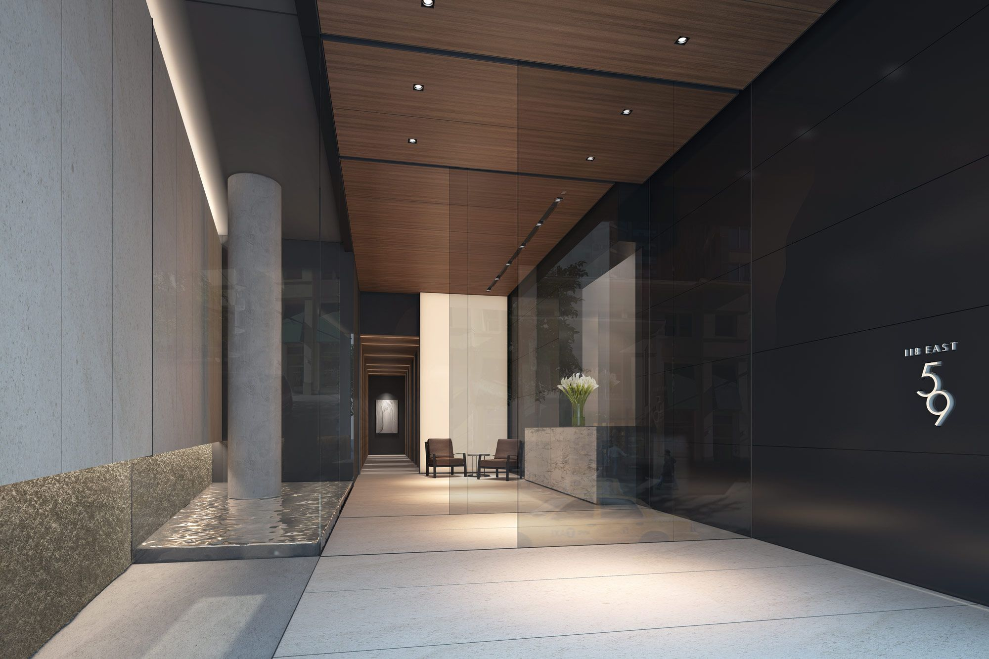 118 East 59th Euro Properties Rudd Family Billionaires Row NYC Construction