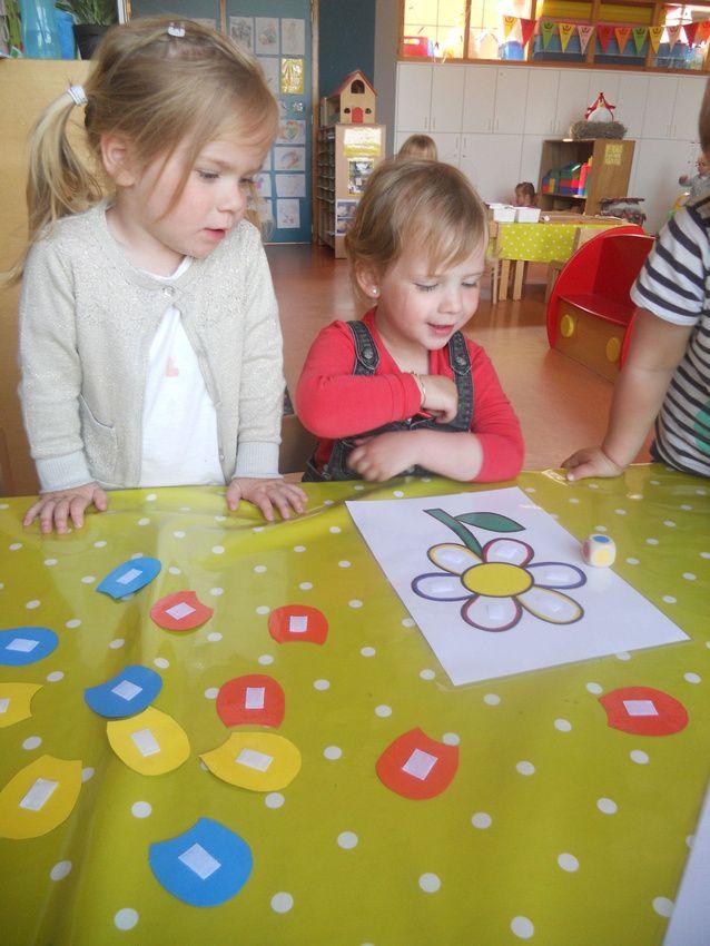 9746b239657 Kinderdagverblijf Thema, Kleur Activiteiten, Voorschoolse Activiteiten,  Montessoripeuter, Kleuterschool, Tuinen, Fijne